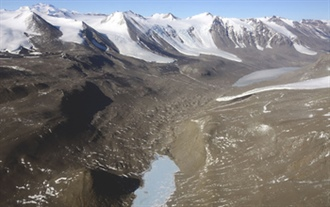 Dry Valleys, Blood Falls, & Mars