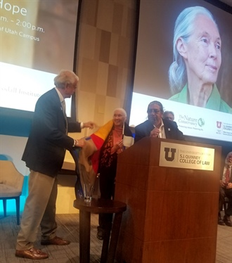 Jane Goodall Recognition