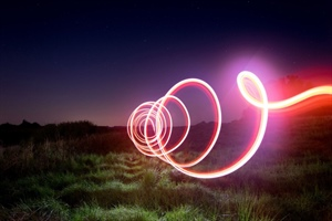 Photographic Light Painting