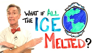 Existential Question: What If All The Ice Melted?