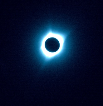Teton Total Eclipse